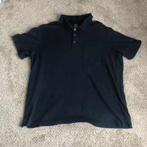 Mens Polo with Pocket